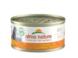 "Almo Nature Консервы  ""Курица"" в желе (Legend HFC Adult Cat Imperial Chicken) 5410H"