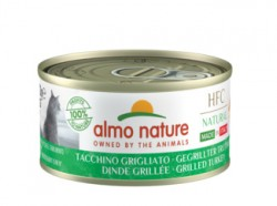 "Almo Nature   Итальянские рецепты: ""Индейка гриль"", HFC Natural Made in Italy grilled Turkey"
